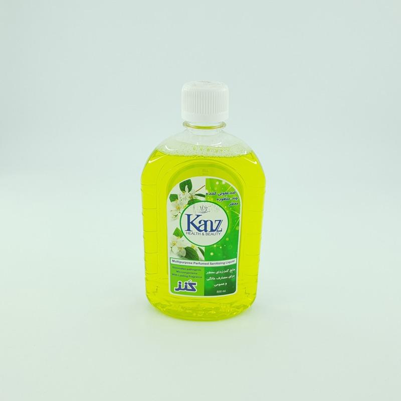 محلول ضد عفونی کننده کنز